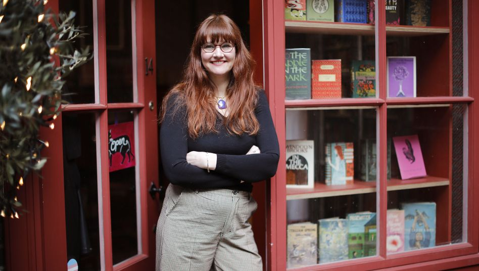 """Ladenbetreiberin Allison N. Devers: """"Ich glaube nicht, dass ich es allein schaffe"""""""