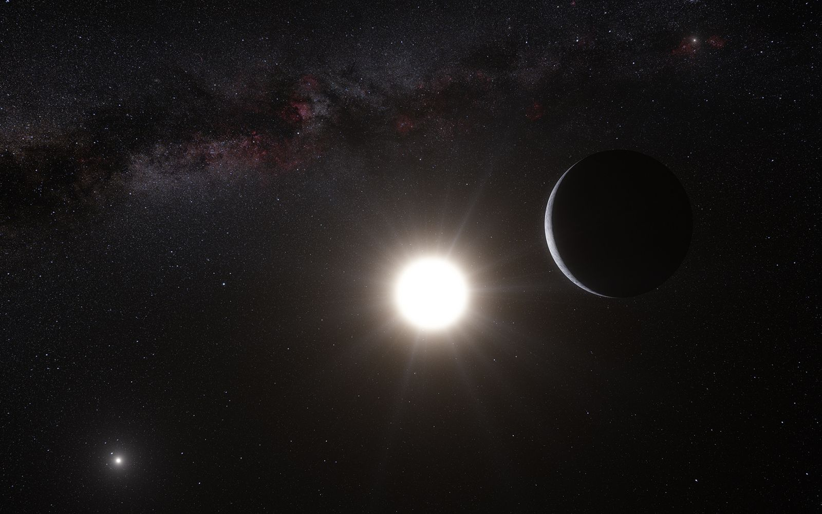 Astronomie / Erdaehnlicher Planet / ESO