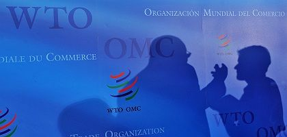 The WTO talks collapsed in disagreement last week.