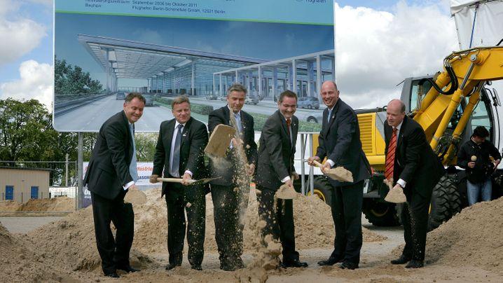 Flughafen BER: Chronik eines Baudesasters