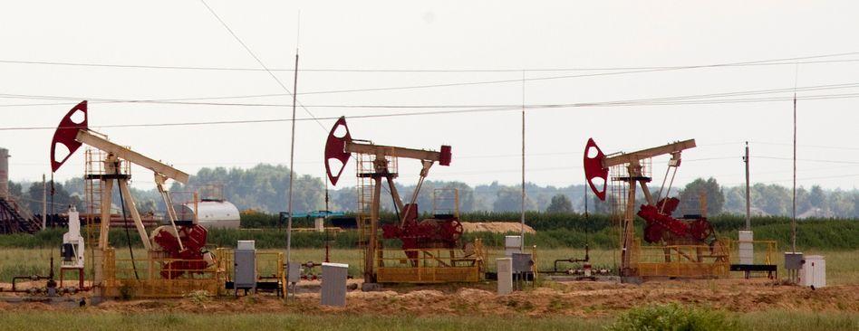 Ölförderung in Weißrussland: Land ist auf russische Exporte angewiesen