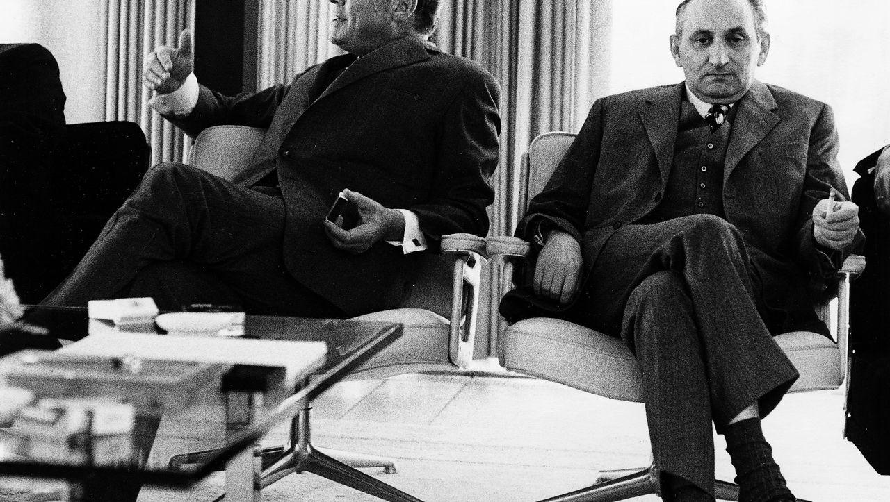 Misstrauensvotum Gegen Willy Brandt Abgeordnete Bestochen