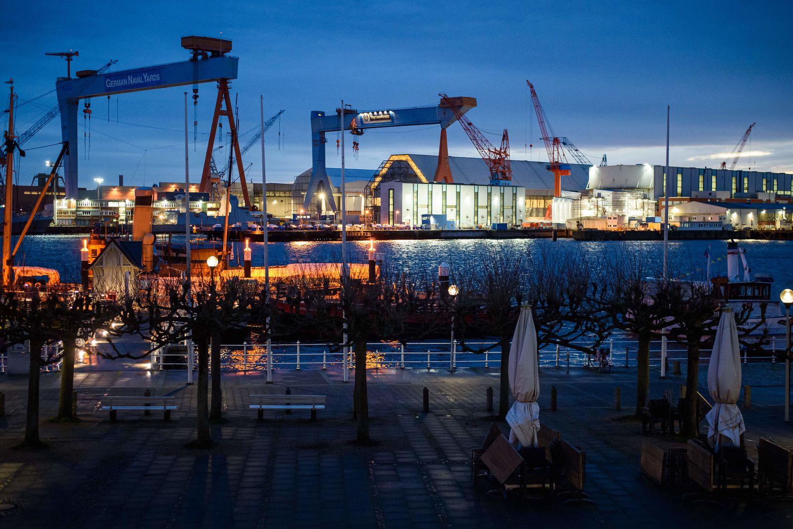Kieler Werft German Naval Yards (GNYK)