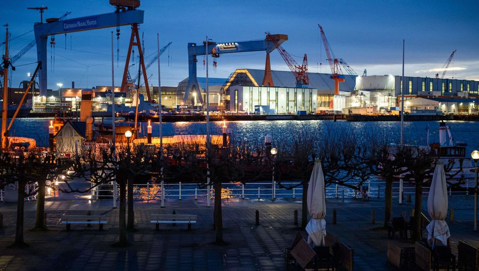 """Werftgelände in Kiel: """"Wir haben erhebliche Zweifel an der Rechtmäßigkeit der Entscheidung"""""""