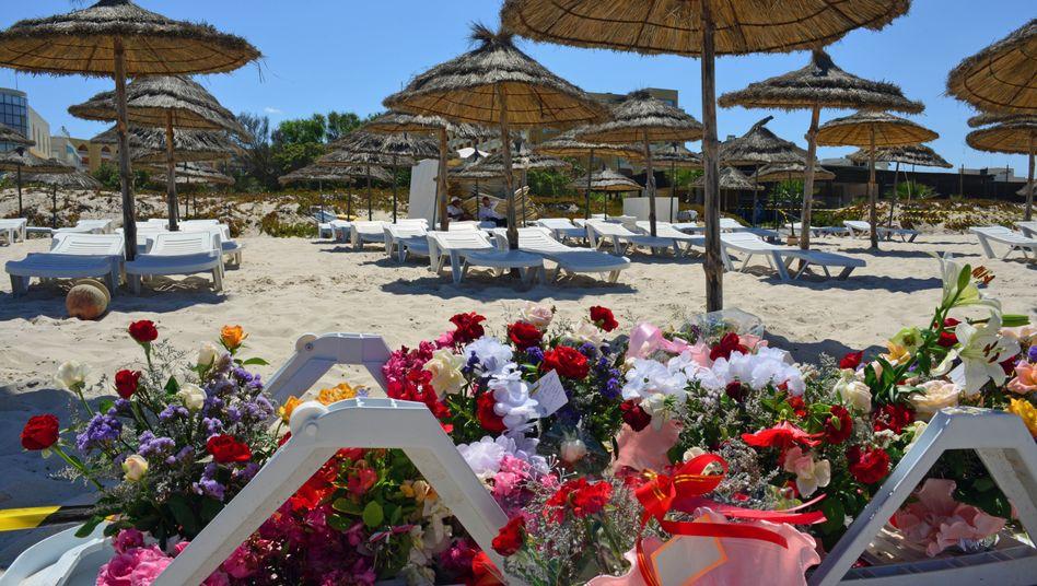 Tatort in Sousse: Die meisten Touristen in der Region sind abgereist