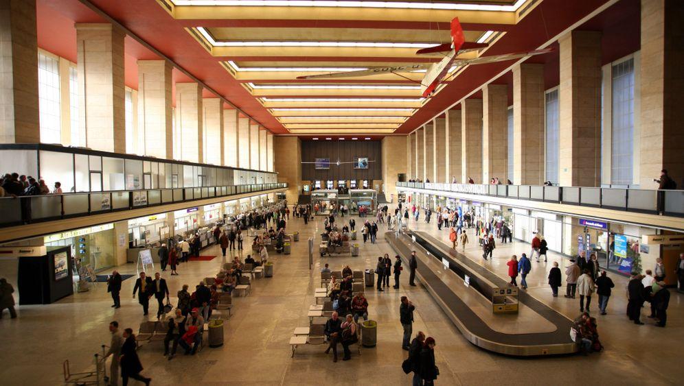 Abschied von Tempelhof: Flughafen der Herzen