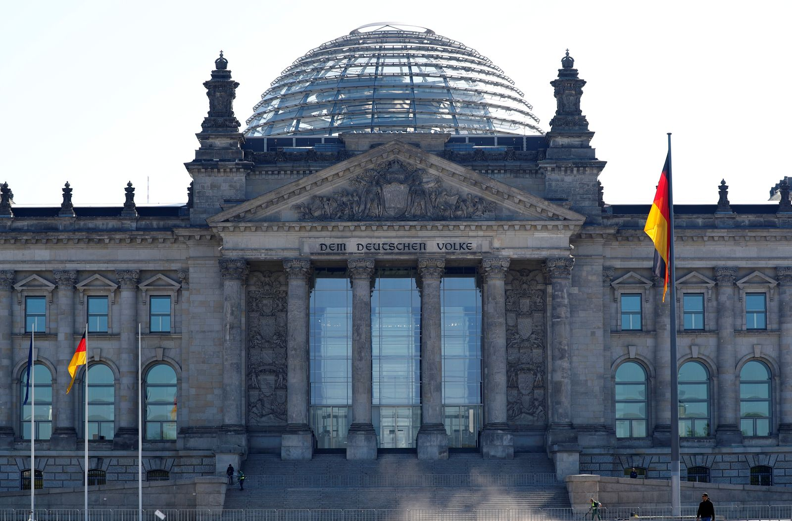 Battle of Berlin traces around the city on its 75th anniversary