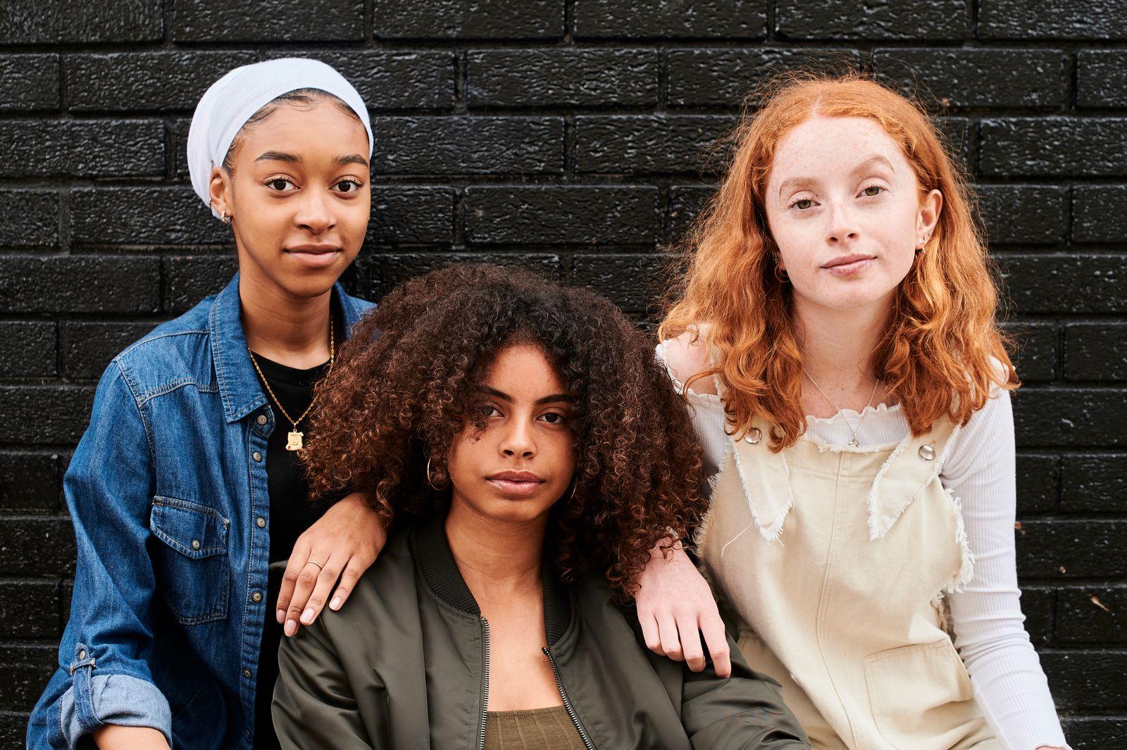 Feminist teenagers.