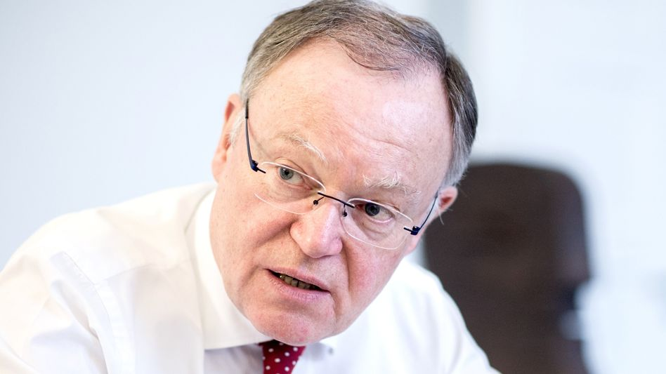 Stephan Weil (SPD): Der niedersächsische Ministerpräsident sitzt auch im Volkswagen-Aufsichtsrat