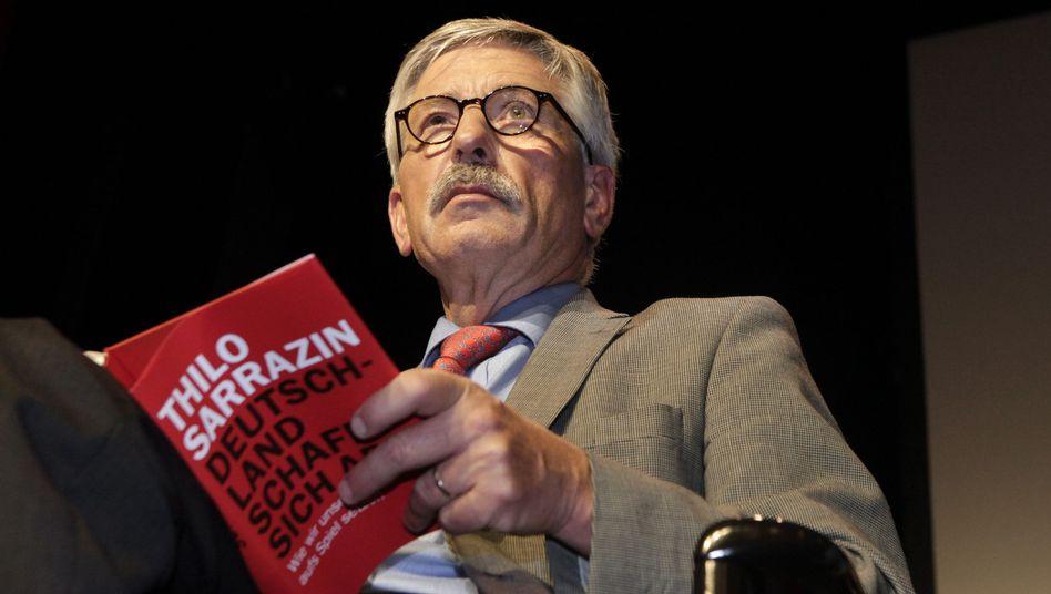 Autor Sarrazin: NPD lässt Werbung mit Buchtitel sein