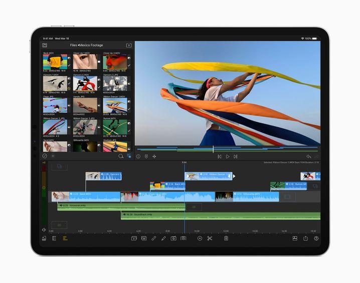 Wieder mit 11-Zoll und 12,9-Zoll-Display erhältlich: Das neue iPad Pro