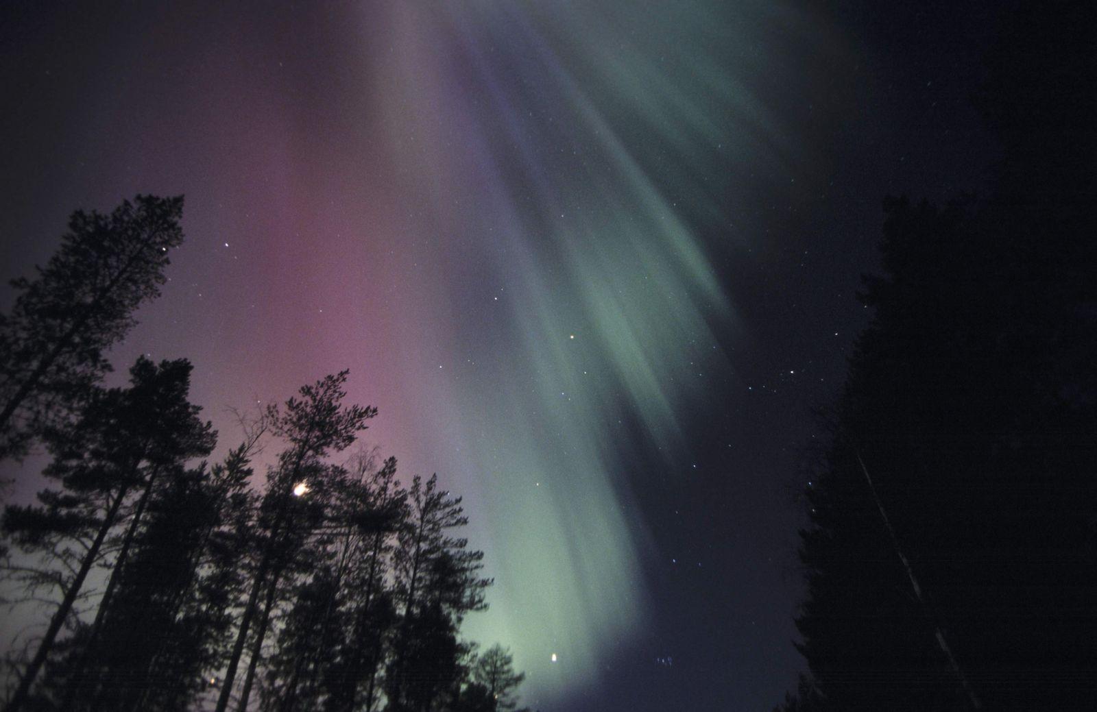 NICHT VERWENDEN Kulturschock / Finnland / Winter