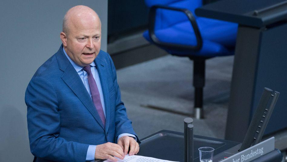 """FDP-Fraktionsvize Michael Theurer: """"Das Impfen muss für alle gebührenfrei möglich und so möglichst attraktiv sein"""""""