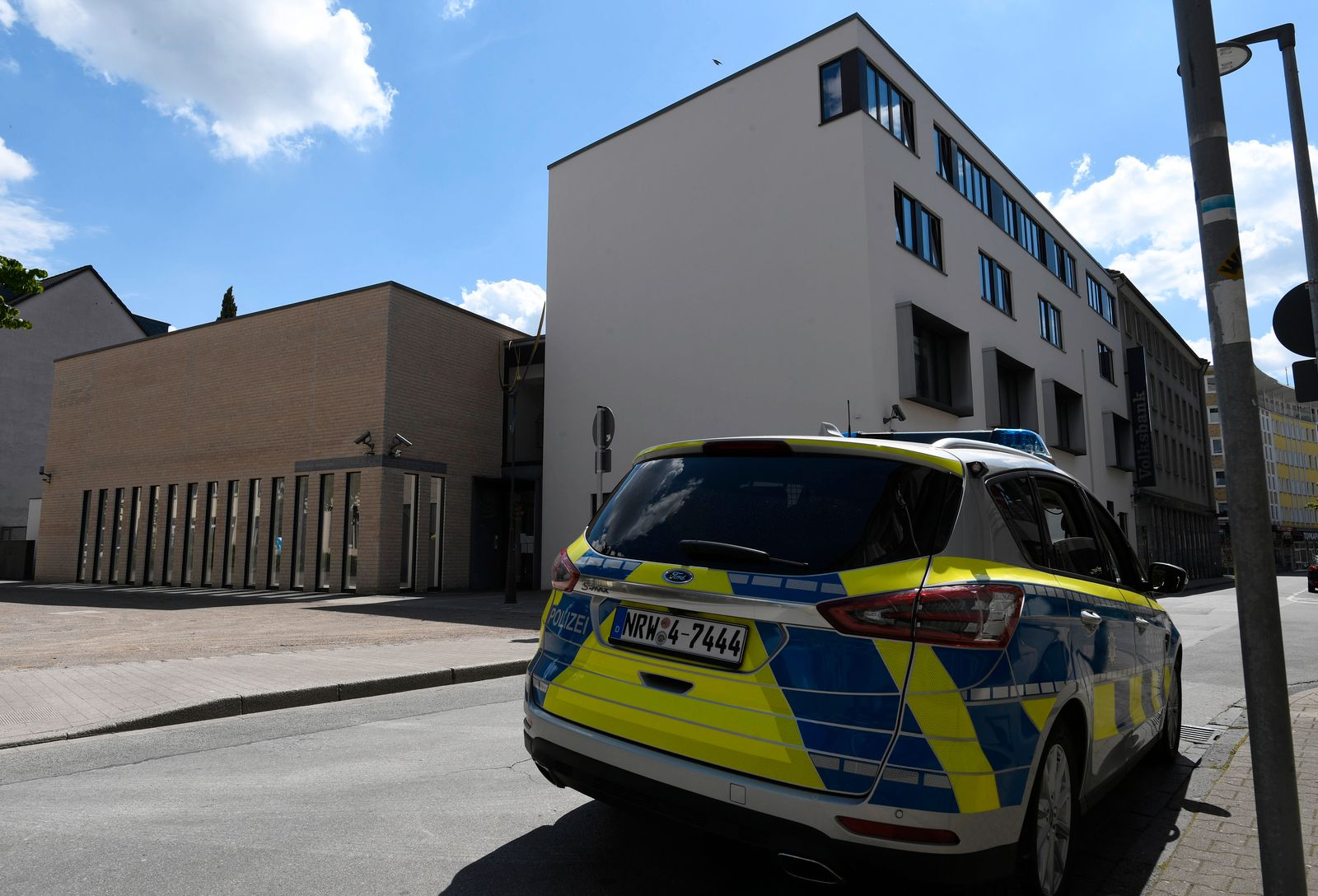 Anti-israelischer Vorfall in Gelsenkirchen