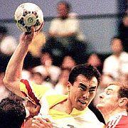 """Handballer Duschebajew (1997): """"Ich fiebere eben mit"""""""