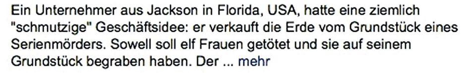 Aus dem Nachrichtenportal shortnews.de
