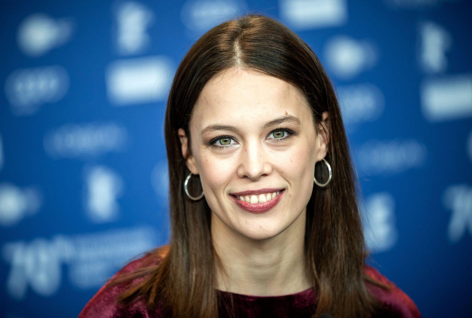 Europäischer Filmpreis: Schauspielerin Paula Beer