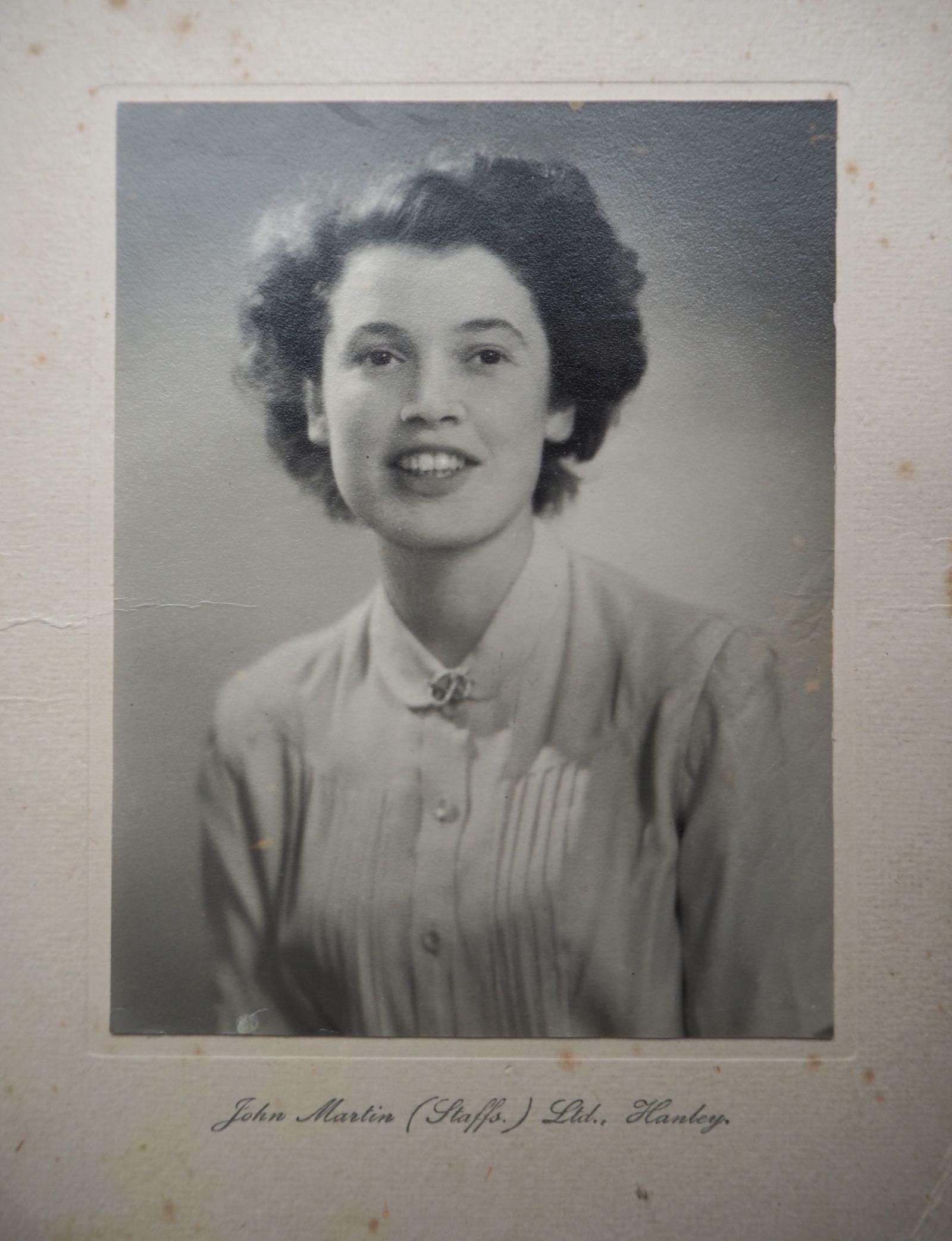 Joy Milward