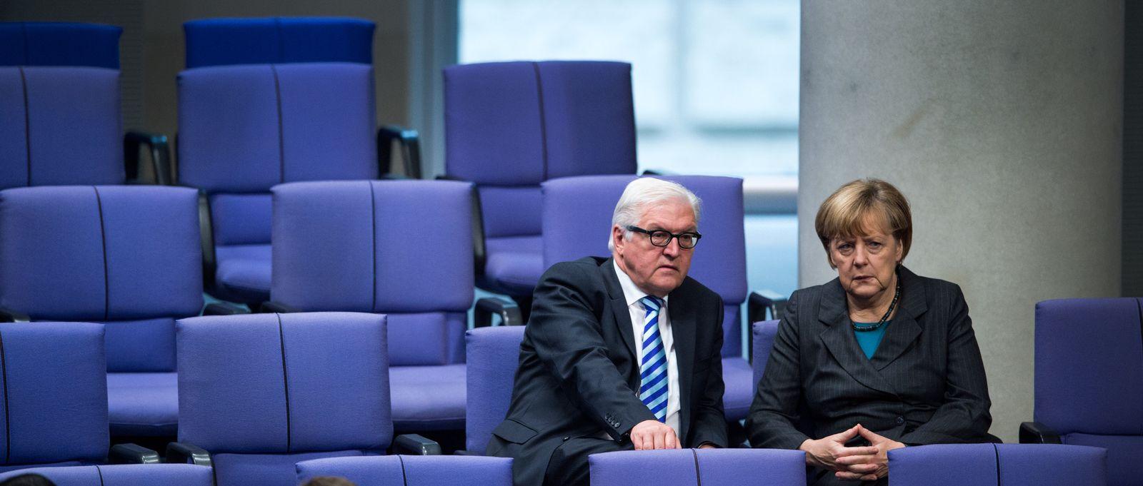Merkel / Steinmeier