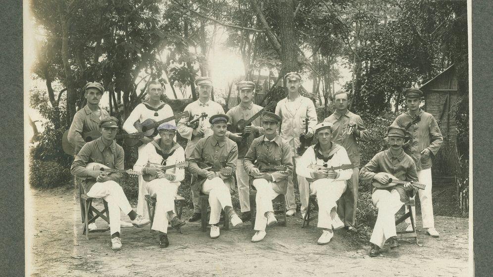 Deutsche Kriegsgefangene in Japan: Beethoven im Lager