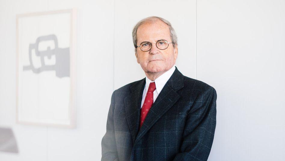 Manfred Lamy (Foto aus dem Jahr 2015)