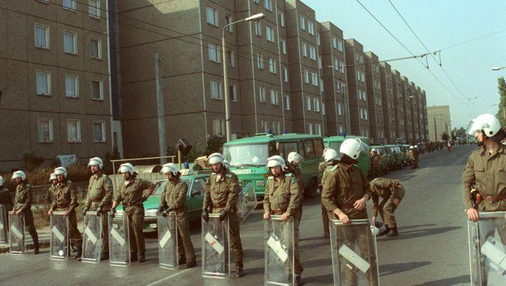 Rassismus 1991: Die Meute - Neonazi-Gewalt in Hoyerswerda