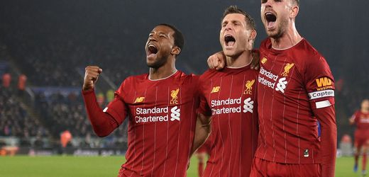 Premier League: Liverpool win 4-0 at Leicester City - ENGLISH FOOTBALL 1