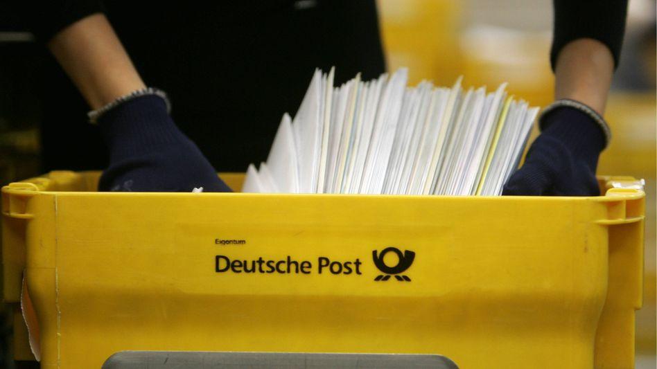 """Briefzentrum der Post: """"Entflechtungsgesetz fast auf gesamtes Briefgeschäft anwendbar"""""""
