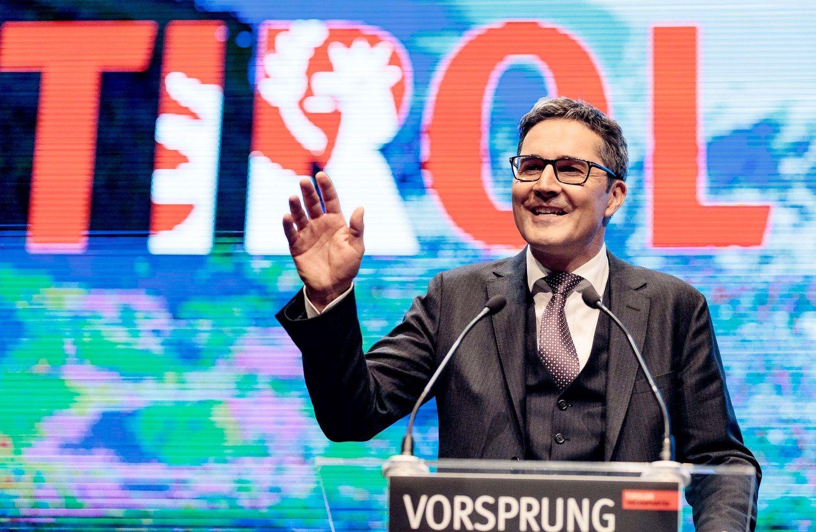 EINMALIGE VERWENDUNG Arno Kompatscher