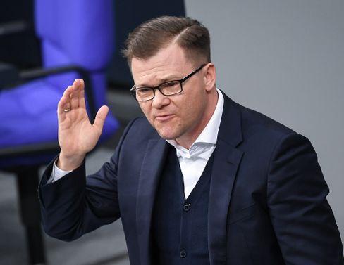 Carsten Schneider im Bundestag (Bild von Februar 2020)