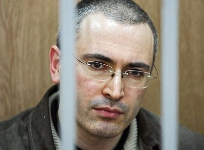 A high-profile victim of Russia's legal shenanigans: Mikhail Khodorkovskky, ex-CEO of oil giant Yukos, was jailed for nine years for tax evasion.