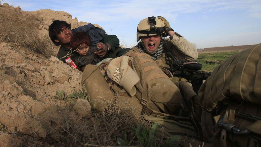 Kinder in Kriegen: Sturmgewehr statt Schulkreide