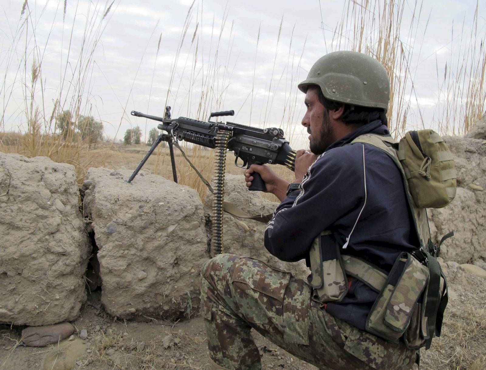 Afghanistan/ Nationalarmee