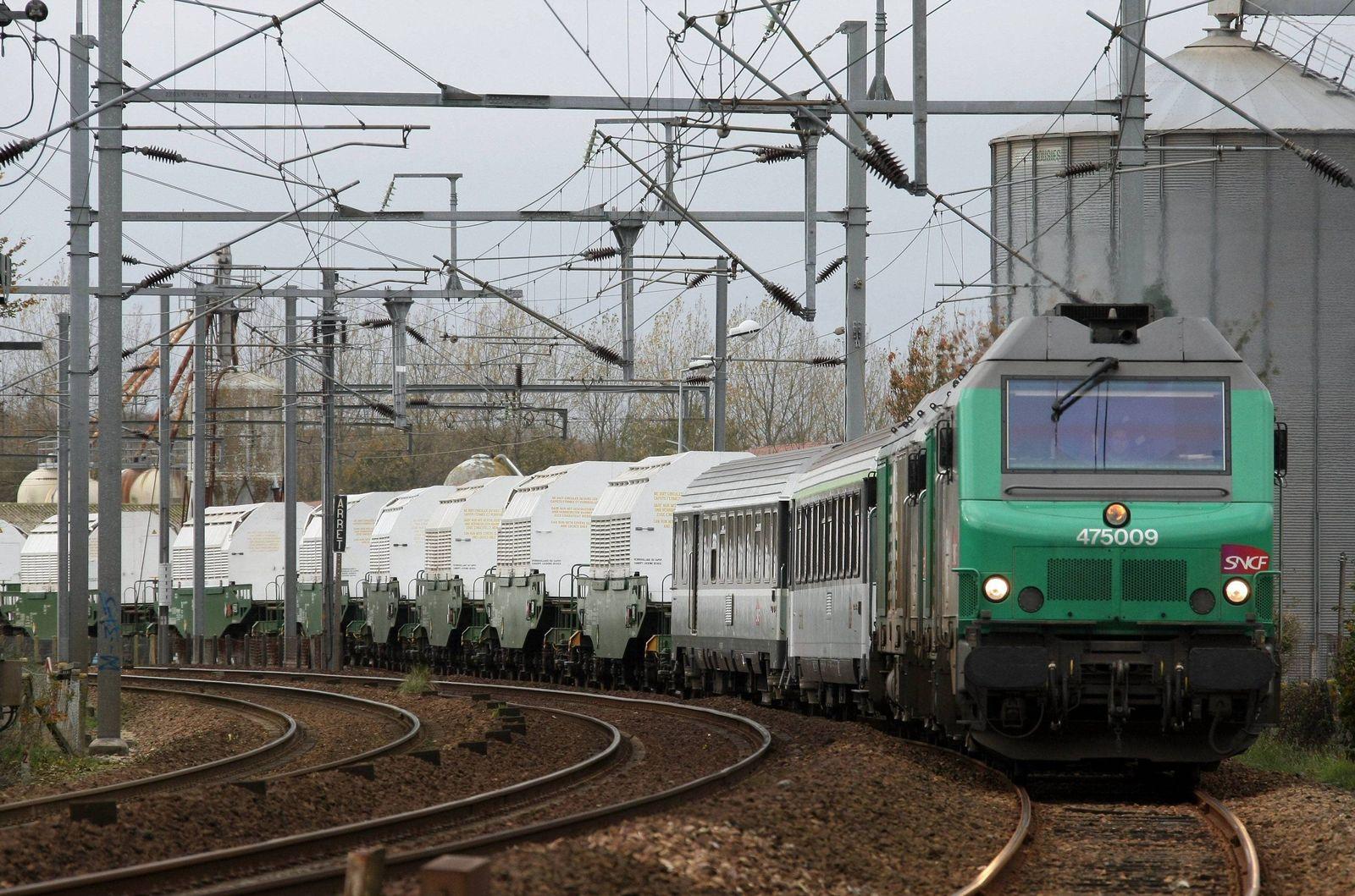 Castor-Transport
