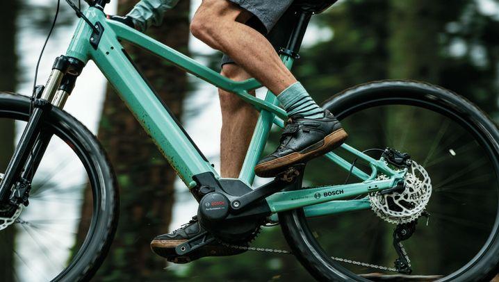 Trends bei E-Bike-Motoren: Kleiner, leiser, leichter