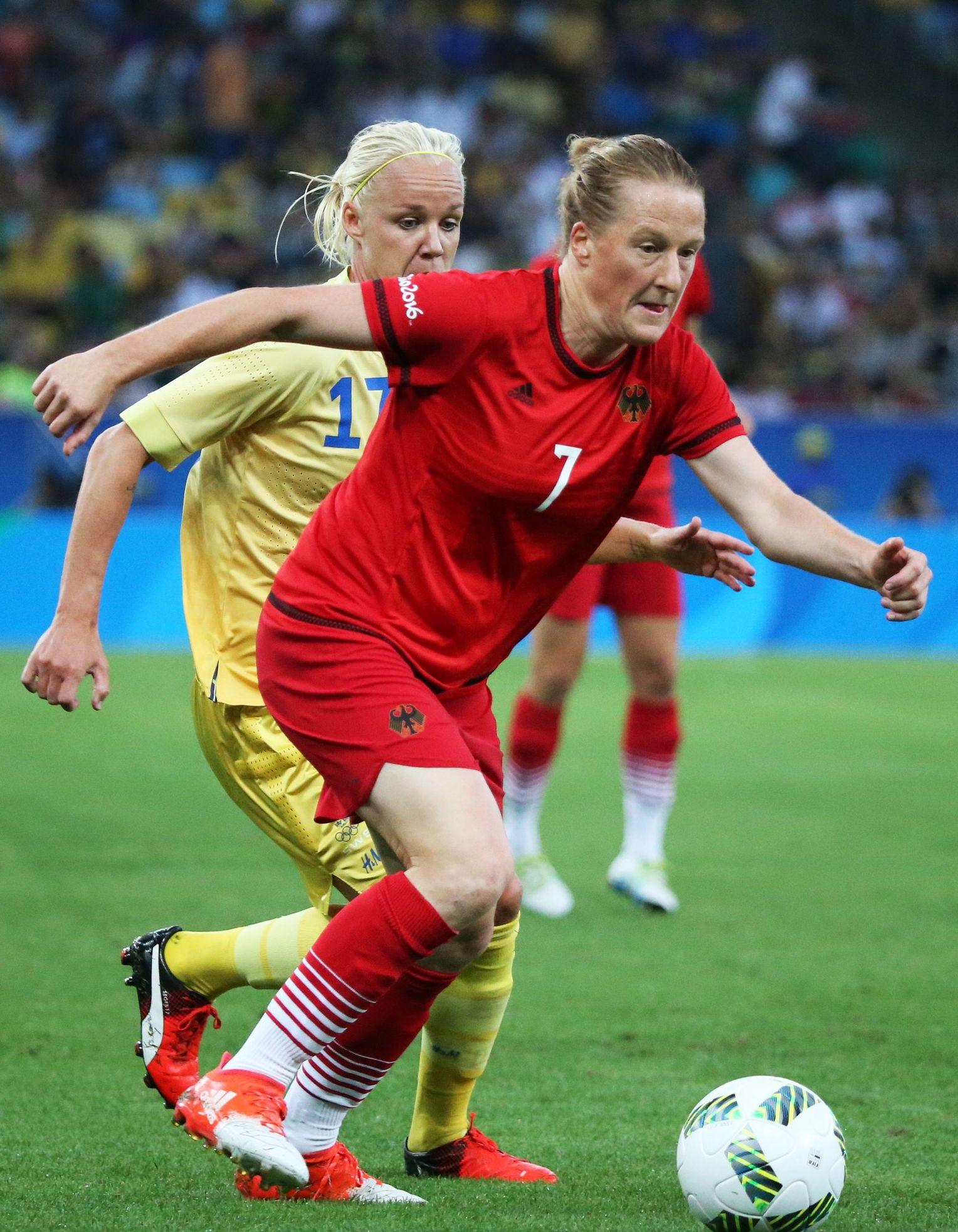 Olympia Damenfussball