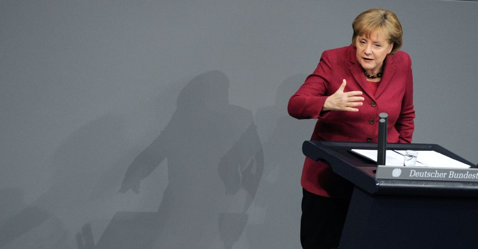"""German Chancellor Angela Merkel on Wednesday called the sexual abuse of children """"abhorrent."""""""