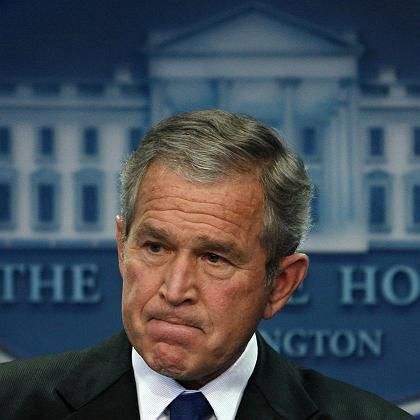 """US-Präsident Bush: """"Ernsthaft besorgt"""" wegen der Bali-Beschlüsse"""