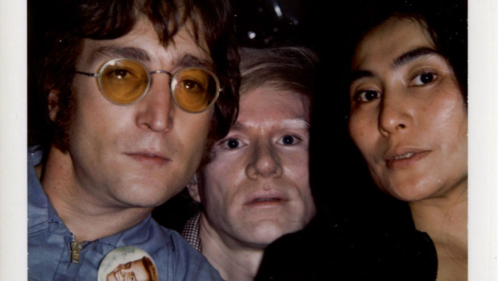 Andy Warhols Polaroids: Der Pop-Paparazzo