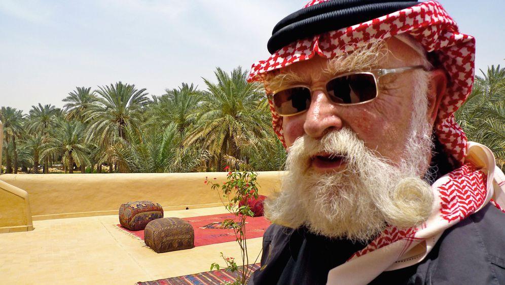 Photo Gallery: Bringing Green to Sandy Saudi Arabia