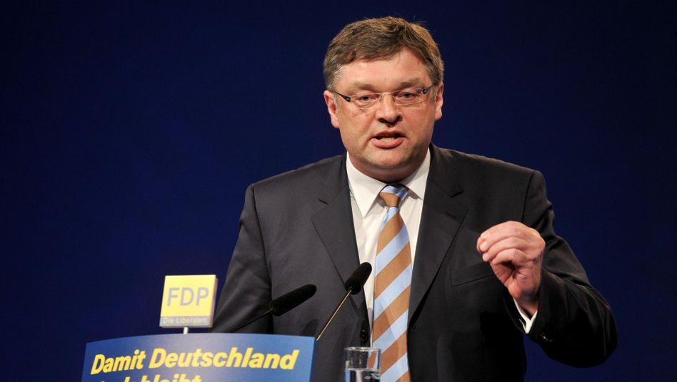 FDP-Vize Zastrow: Bewährungsprobe für die Partei