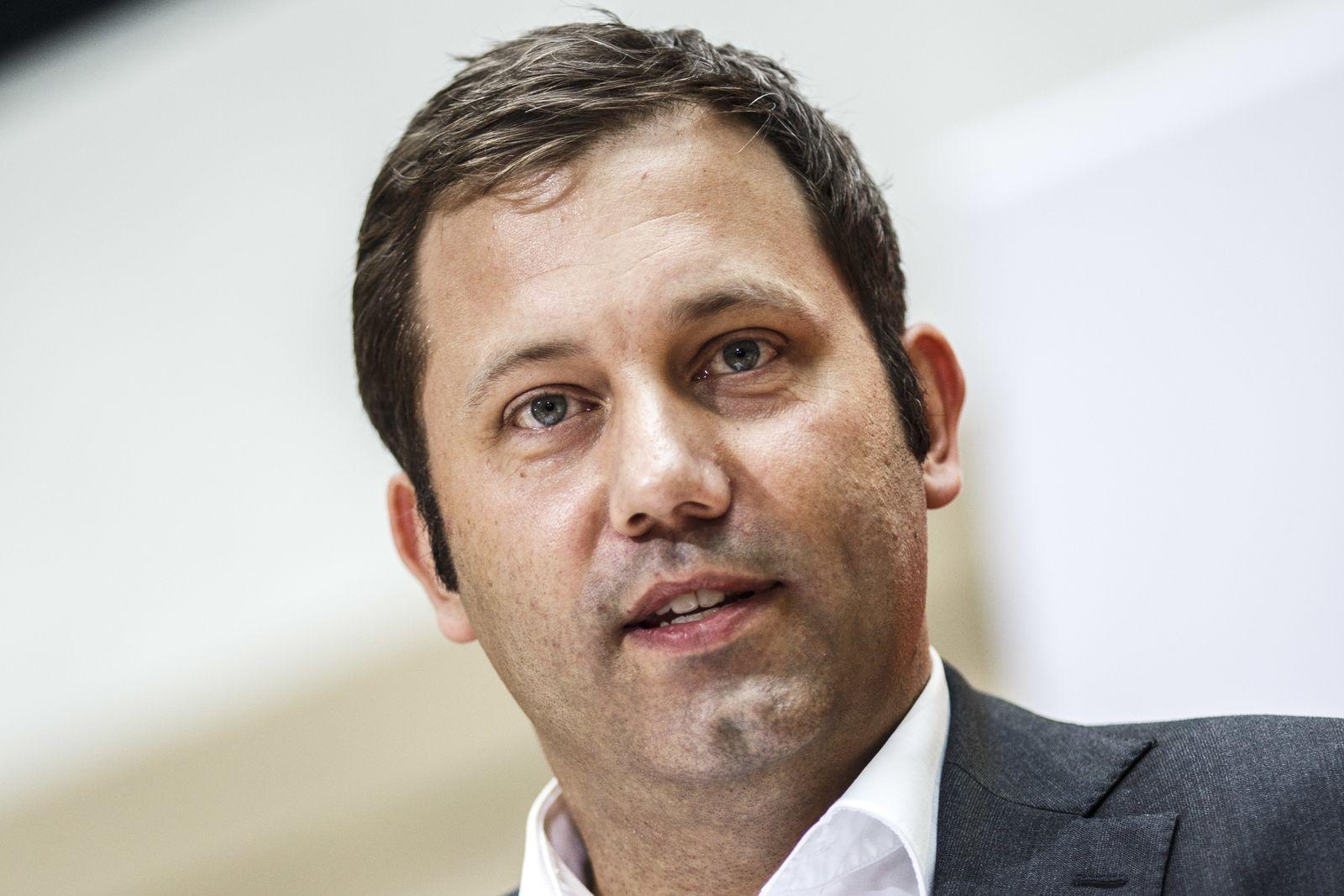Kandidaten für den SPD-Vorsitz/ Lars Klingbeil