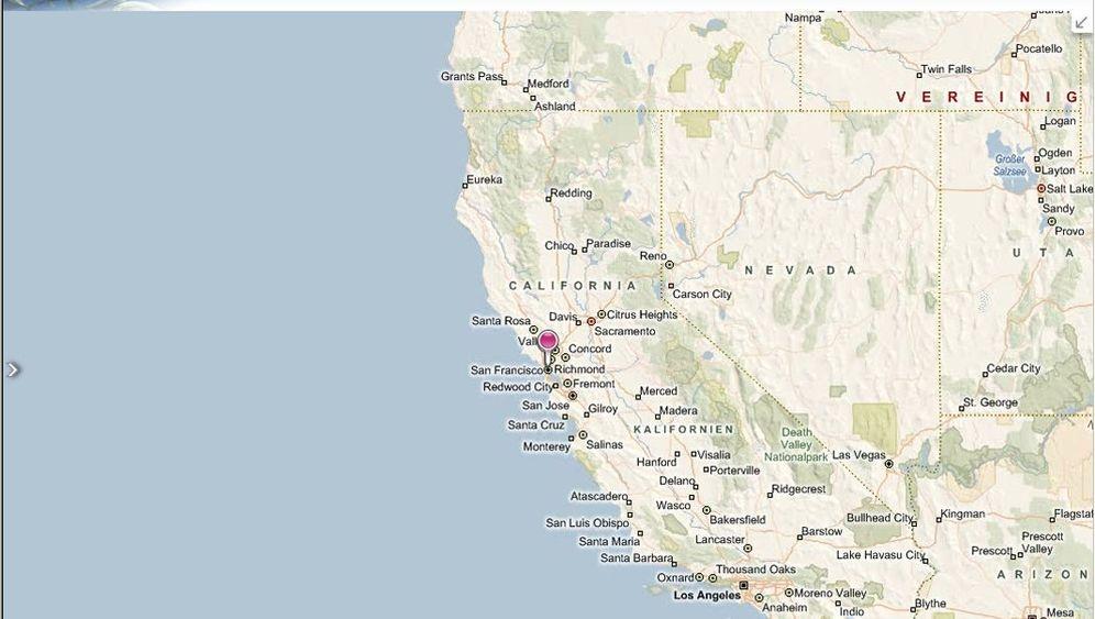 Bing Maps Betaversion: Vom Weltraum bis auf die Straße