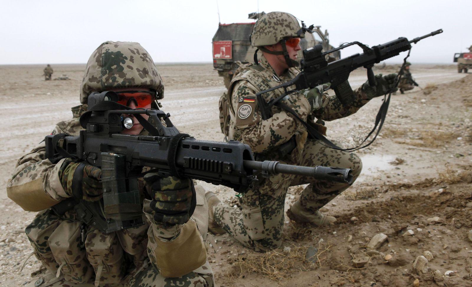 g36 soldaten bundeswehr