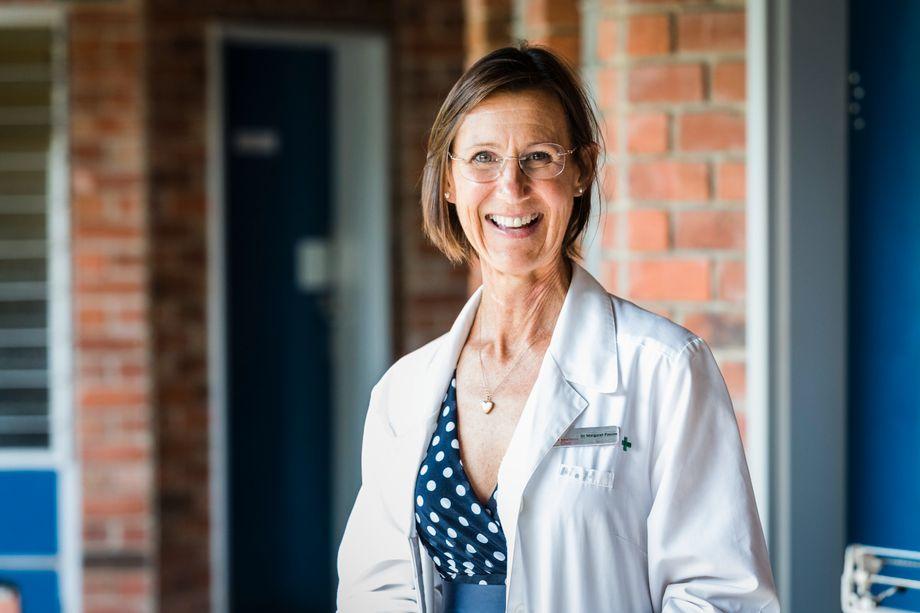 Medizinerin Margie Pascoe