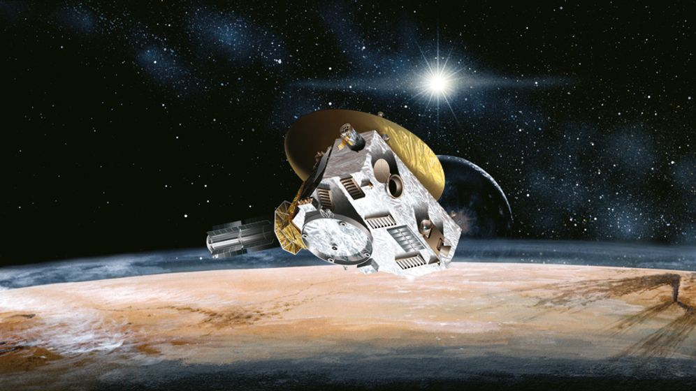 """""""New Horizons"""": Zum Ex-Planet - und wie weiter?"""