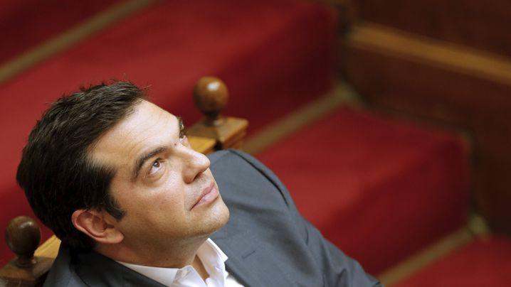 Abstimmung in Athen: Zerreißprobe für Griechenland