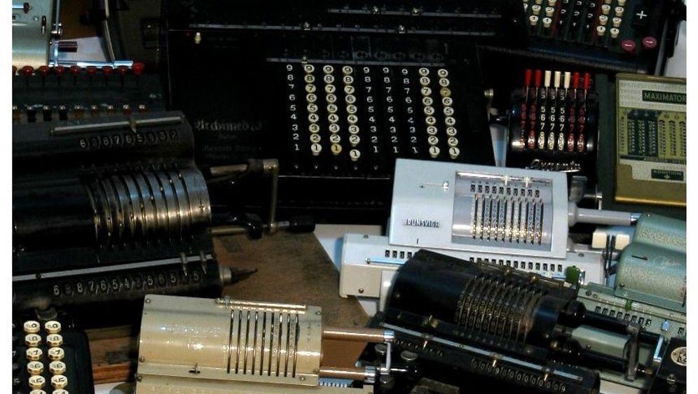 Rechenmaschinen: Superhirne im XXL-Format