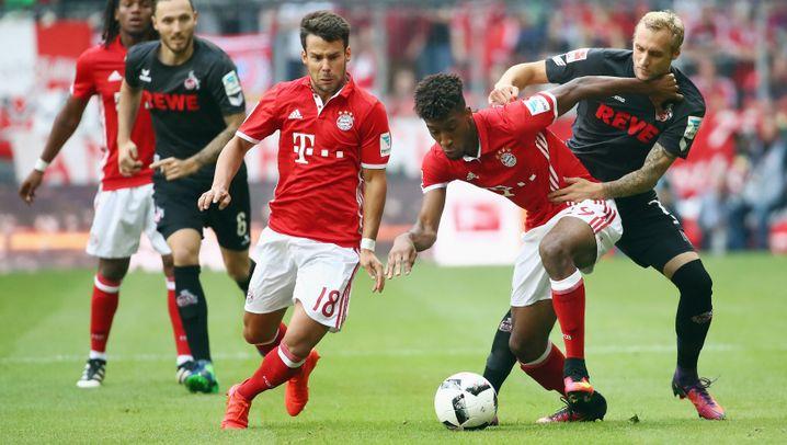 Bundesliga: Köln schockiert die Bayern