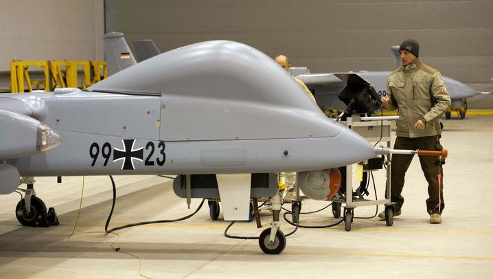 Drohnen: Hightech-Spione auf dem Vormarsch